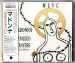 LIKE A PRAYER (REMIXED PRAYERS) - JAPAN CD (20P2-2900)